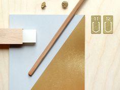 Present & Correct - Diagonal Block Book