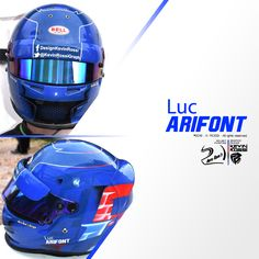 Luc Arifont. From project to real. With Aero Rom's Design.