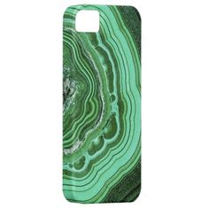 """Malachite Phone Case"" iPhone 5/5S Cover"