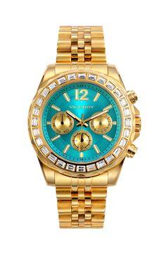 Reloj Viceroy Femme Verde Agua 432252-15 dorado mujer Relojes Viceroy 3f177063de96