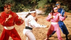 'Power Rangers': Original Green Ranger on If Tommy Should Be Female in Sequel Jason David Frank also reveals he was kicked out of the reboot's premiere  so he missed the much-talked-about post-credits scene.  read more