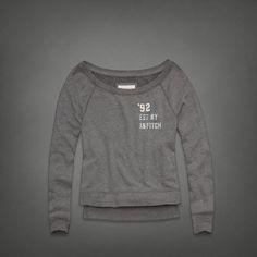 April Sweatshirt | Abercrombie