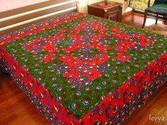 leyya craftmania: divitin yatak örtüsü (part 3)