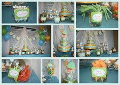 OMG...LOVE turtles and Love this!! :)  Baby shower idea for boy