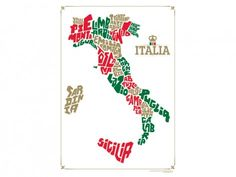 So much of the American culture comes from the contributions of the many immigrants from Italy. Her's an interesting map to locate the regions of Italy. Family in Puglia & Sicily! Italy Map, Italy Travel, World Most Beautiful Place, Beautiful Places, Italian Posters, Italian Quotes, County Map, Regions Of Italy, Italian Language