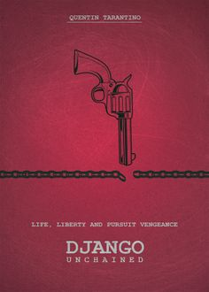 Django Unchained [Quentin Tarantino, 2012] Author: Abdelilah Driouch»