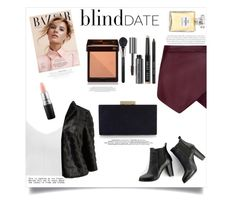 """""""Blind Date"""" by cz2004 on Polyvore featuring Glamorous, Gina Bacconi, Envi, SWEET MANGO, Monsoon, Bobbi Brown Cosmetics, MAC Cosmetics, Clé de Peau Beauté, Chanel and women's clothing"""