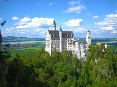 Swiss Castles | Places I want to Visit: Gruyeres, Switzerland & Bayern, Germany