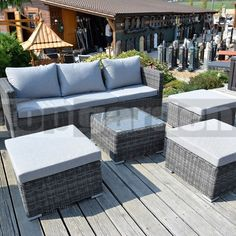 Outdoor Sectional, Sectional Sofa, Outdoor Furniture Sets, Outdoor Decor, Home Decor, Modular Couch, Decoration Home, Room Decor, Corner Sofa