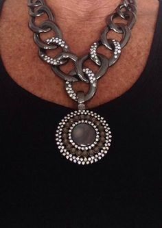 WOW!! Roxy Necklace with Paparazzi enhancer from the Premier Designs Collection is hot!