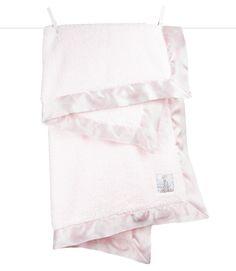 Chenille Leaf™ Baby Blanket