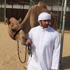 Maktoum bin Hamdan bin Rashid Al Maktoum, 2016. Vía: mbh_almak