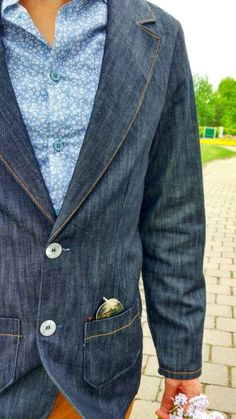 Men's Style, Breast, Suit Jacket, Mens Fashion, Blazer, Suits, Jackets, Sporty, Male Style