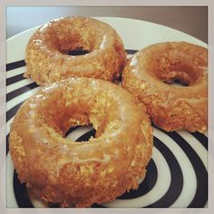 The Healthy Vegans: Oatnuts - The HEALTHIEST Donut in the WORLD!