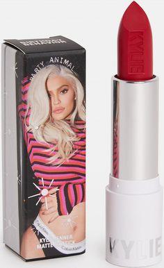 Lipstick Shades, Matte Lipstick, Kylie Cosmetic, Glossier, Lip Care, Behavior, The Balm, Make Up, Cosmetics