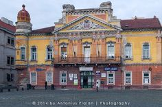 Timisoara - The House with Lions