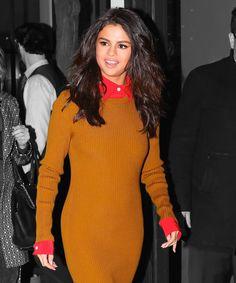 Selena Gomez is already serving some seriously good NYFW looks.