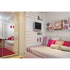 Ideias para casa: quarto