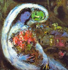 Marc Chagall #Jewish #art #marc-chagall #marcchagall #MarcChagall