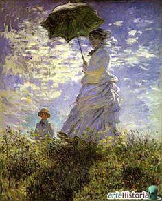 """""""El Paseo"""", Claude Monet"""