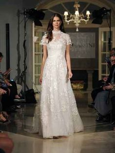d73c0f088 40 Best Spring 2018 Runway // Oleg Cassini Wedding Collection images ...