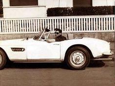 Elvis BMW 507 ~ 1957