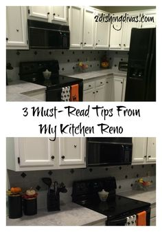 3 Must-Read Tips from My Kitchen Reno! What would I do differently? How would I do it?
