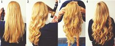 Perfect Tousled Waves