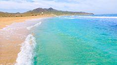 Playa de Calblanque, La Manga del Mar Menor, Cartagena
