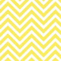 yellow chevron paper