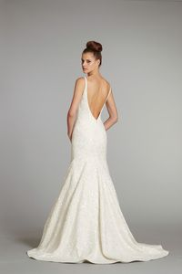 photo of new bridal gowns fall 2012 wedding dress hayley paige for JLM couture Vanna