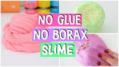 How to make jiggly slime with pva powder slime jiggly watery slime making 4 amazing diy no glue no borax famous slime recipes ccuart Image collections