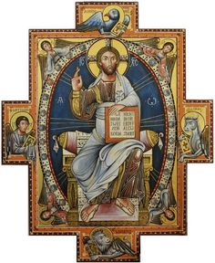 Whispers of an Immortalist: Icons of Jesus Christ 4