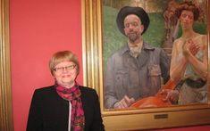 jacek malczewski - echodnia.eu Painting, Self, Painting Art, Paintings, Painted Canvas, Drawings