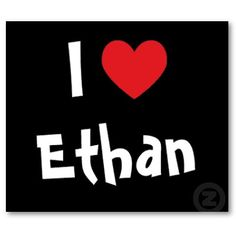Ethan.  Your name means strong, solid and enduring. Ethan is mentioned 8 times in the Bible and he authored Psalm 89.