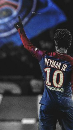 neymar psg jersey wallpaper