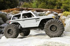 Axial's new SPAWN is a full-bodied Wraith complete with driver figure, check it out at rccaraction.com
