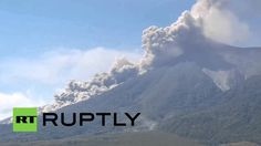 Guatemala: 'Volcano of Fire' billows smoke and ash in huge eruption