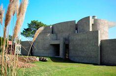 CASA PUNTA BALLENA Uruguay. 2008 Arquitecto Samuel Flores Flores | ARQUITECTURA VIRTUAL