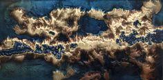 Officina Coppola - Blue Marine finish