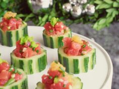 Quick, elegant, mouthwatering appetizers