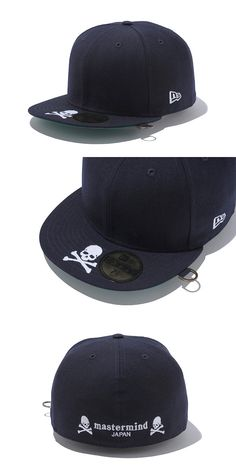 New Era 59FIFTY x mastermind JAPAN