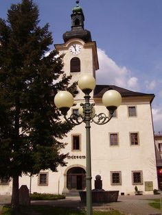 Slovakia, Nová Baňa - Pohronské Museum