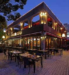 Best Outdoor Patios in Shanghai - Former French Concession Edition