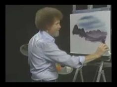 A Word from Bob Ross.just close your eyes and relax The Joy Of Painting, Diy Painting, Bob Ross Youtube, Robert Ross, Bob Ross Quotes, Bob Ross Art, Acrylic Painting Inspiration, Bob Ross Paintings, Pen And Wash