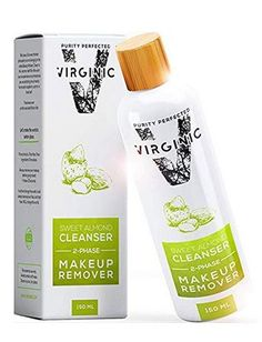 VIRGINIC Natural Liquid Makeup Remover Sensitive Cleansing Oil – Skin Care is important Diy Makeup Remover Wipes, Natural Makeup Remover, Best Makeup Remover, Makeup Removers, Facial Lotion, Facial Cleanser, Home Design, Interior Design, Diy Beauty Care