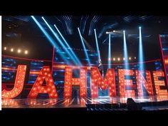 Jahmene Douglas sings Smokey Robinson's Tracks of My Tears - Live Week 8...