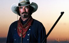 Ton Selleck in Quigly Down Under