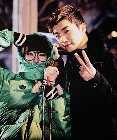 IU and wooyoung Best Movie Couples, Kwak Dong Yeon, Jang Wooyoung, Dream High, Korean Actors, Korean Dramas, Best Dramas, K Pop Star, Bae Suzy