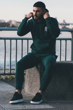 King Kouture Mens Destroyed Ripped Lazer Cut Top Cuffed Joggers Tracksuit Set Cool In Summer And Warm In Winter Men's Vintage Clothing Sweats & Tracksuits
